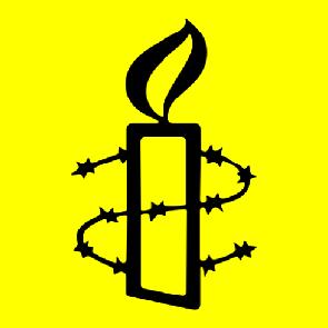 Amnesty Kerze als Favicon